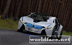 BMW Vision Efficient Dynamics Concept Wallpapers