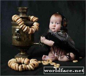 Фотографии прикольных деток